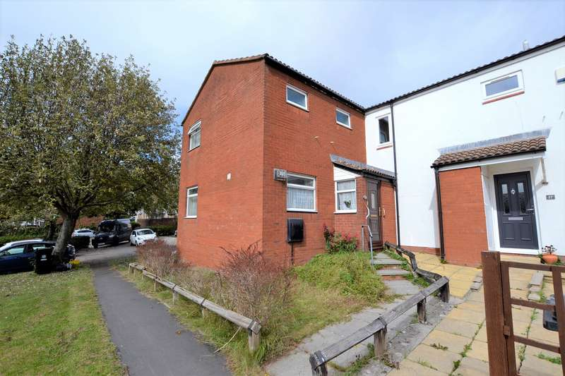 2 Bedrooms Semi Detached House for sale in Greystoke Gardens, Bristol, BS10