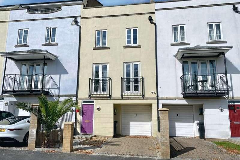 3 Bedrooms Terraced House for sale in Burlington Road, Portishead, Bristol, BS20
