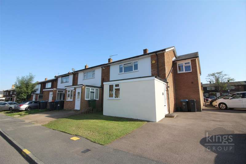 4 Bedrooms House for sale in Rushes Mead, Harlow