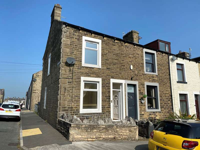 2 Bedrooms End Of Terrace House for sale in Lower Rook Street, Barnoldswick