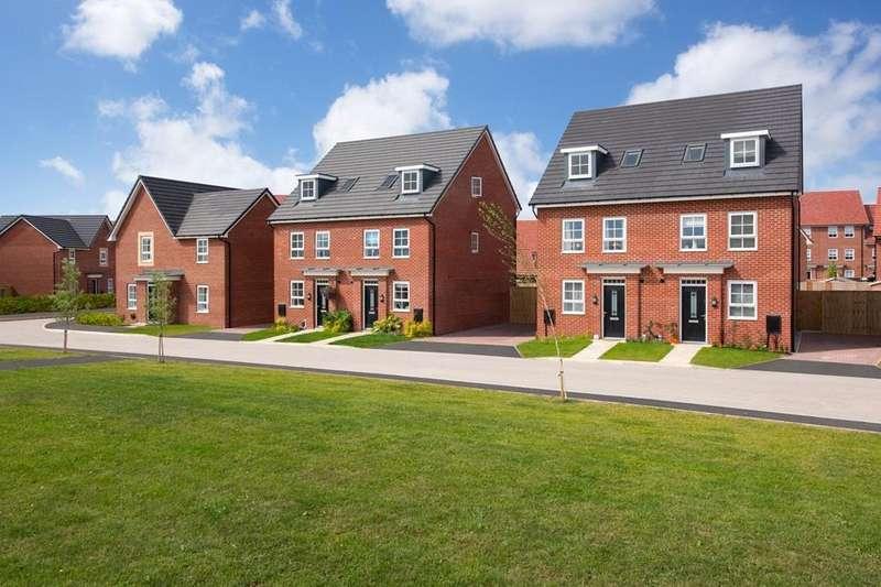 4 Bedrooms House for sale in Helmsley, Highgate Park, Lytham Road, Warton, PRESTON, PR4 1XD