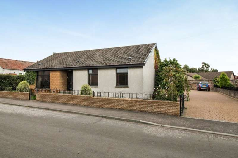 3 Bedrooms Detached Bungalow for sale in Balcurvie Road, Windygates, Leven, KY8