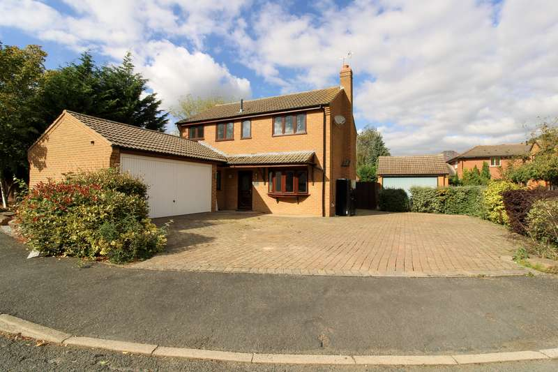 4 Bedrooms House for rent in Cedar Close, Kibworth,