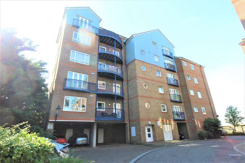 2 Bedrooms Apartment Flat for sale in Anchor Court, Argent Street, Grays