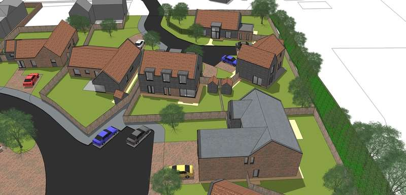 4 Bedrooms Detached House for sale in Plot E, Shelton Mews, Lower Shelton, Marston Moretaine, Bedford, MK43