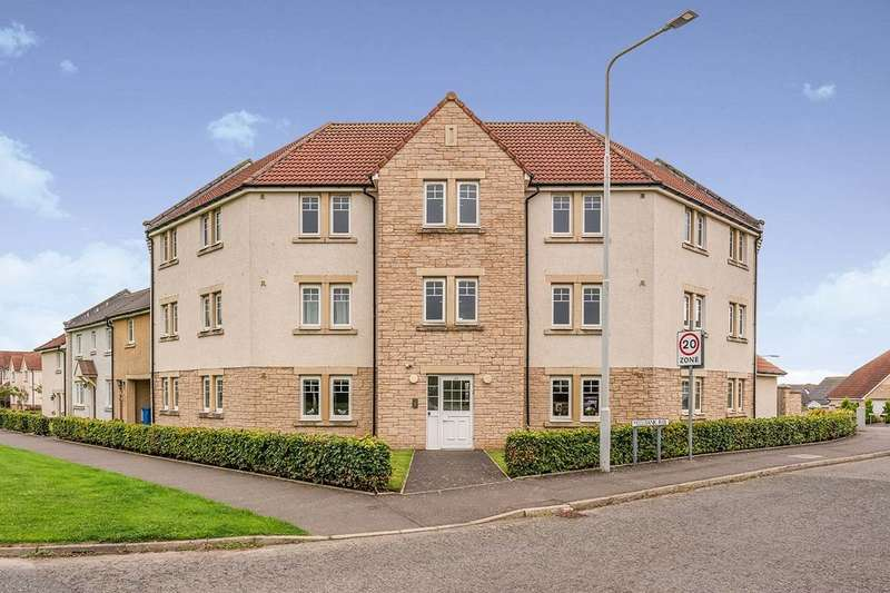 2 Bedrooms Apartment Flat for sale in Aberdour Road, Dunfermline, KY11