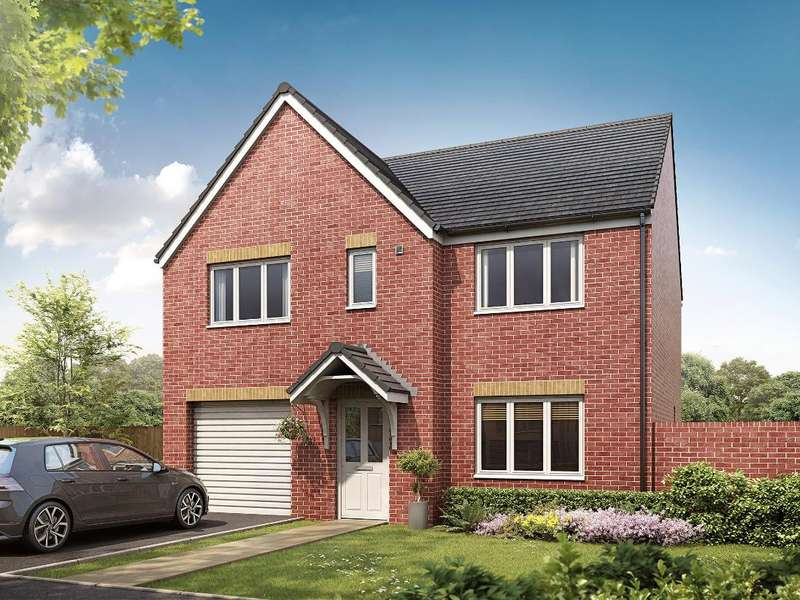 5 Bedrooms House for sale in The Winster, Appleyard Park, Fleckney Road, Fleckney, LE8 8DF