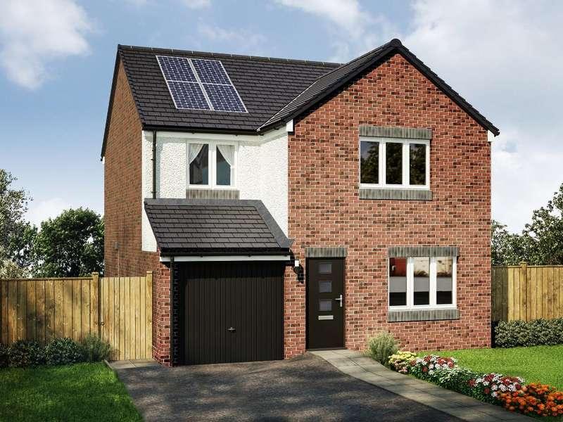 4 Bedrooms House for sale in The Leith, Eden Woods, Cupar Road, Guardbridge, KY16 0UA