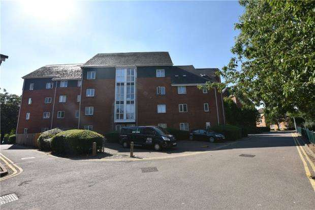 2 Bedrooms Apartment Flat for sale in Heron Quay, Bedford
