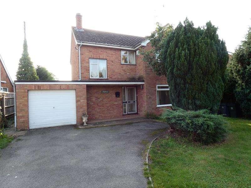 3 Bedrooms Detached House for rent in Malferna, School Lane, Tewkesbury, Worcestershire, GL20