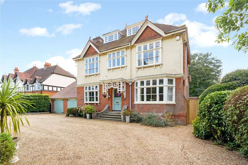 7 Bedrooms Detached House for sale in Bath Road, Taplow, Maidenhead, SL6