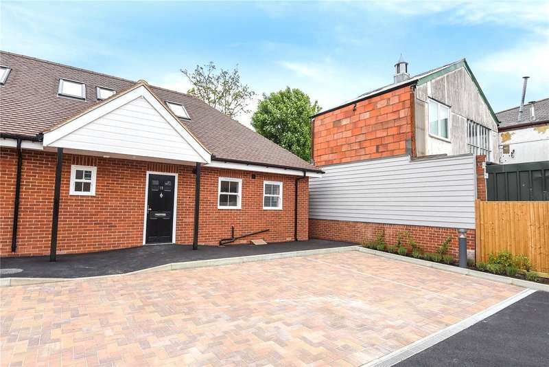 2 Bedrooms Semi Detached House for sale in Prospect Street, Reading, Berkshire, RG1