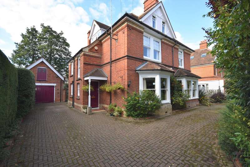 6 Bedrooms Detached House for sale in The Mount, Caversham Heights, Reading