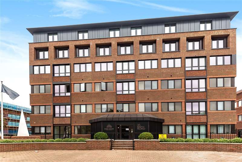 1 Bedroom Apartment Flat for sale in Park House, 15 Bath Road, Slough, SL1