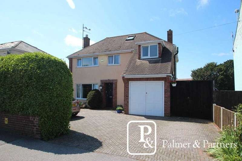 4 Bedrooms Detached House for sale in Holland Road, Clacton-on-Sea