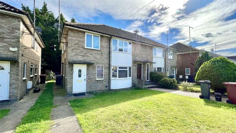 2 Bedrooms Maisonette Flat for sale in Ivydene Road, Reading, Berkshire, RG30