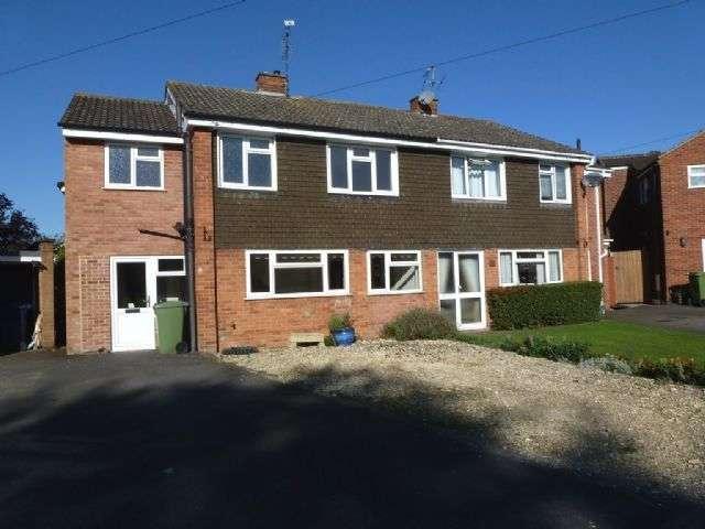 4 Bedrooms Semi Detached House for rent in Wellfield, Tewkesbury