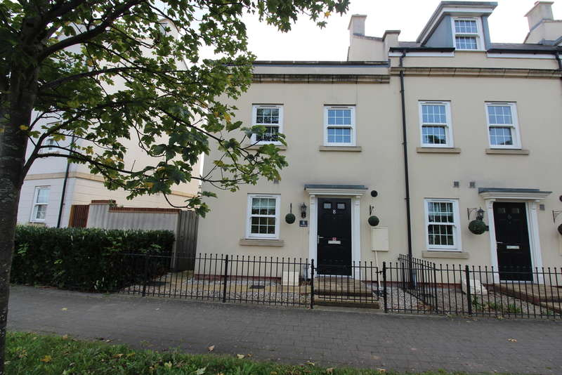 3 Bedrooms End Of Terrace House for sale in Hazel Way, Lobleys Drive, Gloucester, GL3