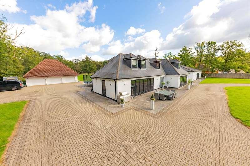 6 Bedrooms Detached House for sale in Dunt Lane, Hurst, Reading, Berkshire, RG10