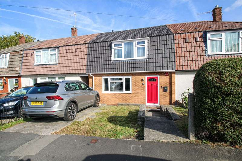 3 Bedrooms Property for sale in Fair Furlong, Withywood, Bristol BS13