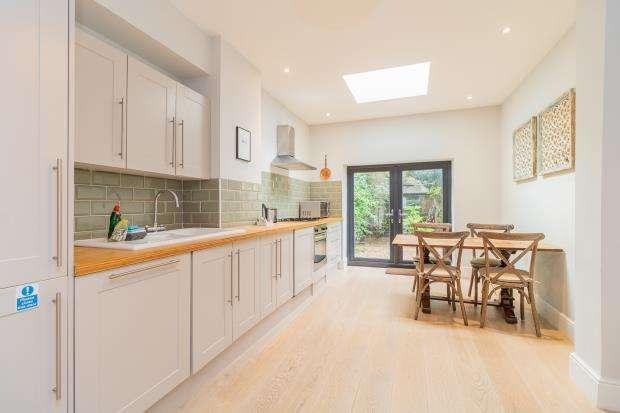 2 Bedrooms End Of Terrace House for sale in Duke Street, Windsor, Berkshire