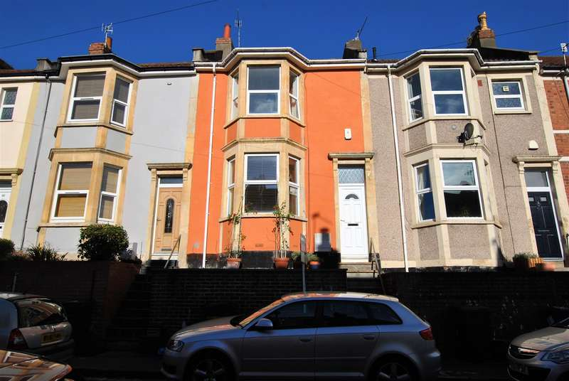 2 Bedrooms Terraced House for sale in St. Lukes Crescent, Totterdown, Bristol