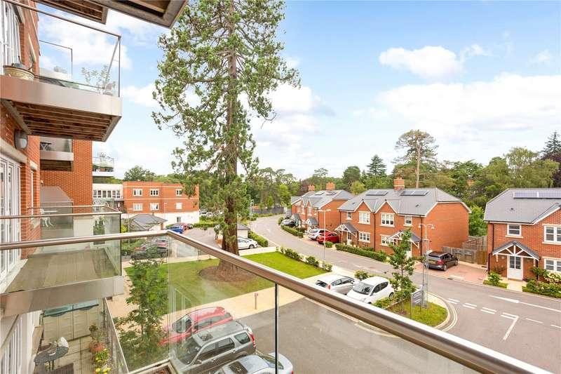2 Bedrooms Retirement Property for sale in Cedar Lodge, Lynwood Village, Rise Road, Ascot, SL5