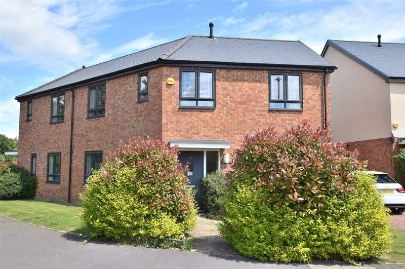3 Bedrooms Semi Detached House for sale in Festival Way, Cheltenham, GL50