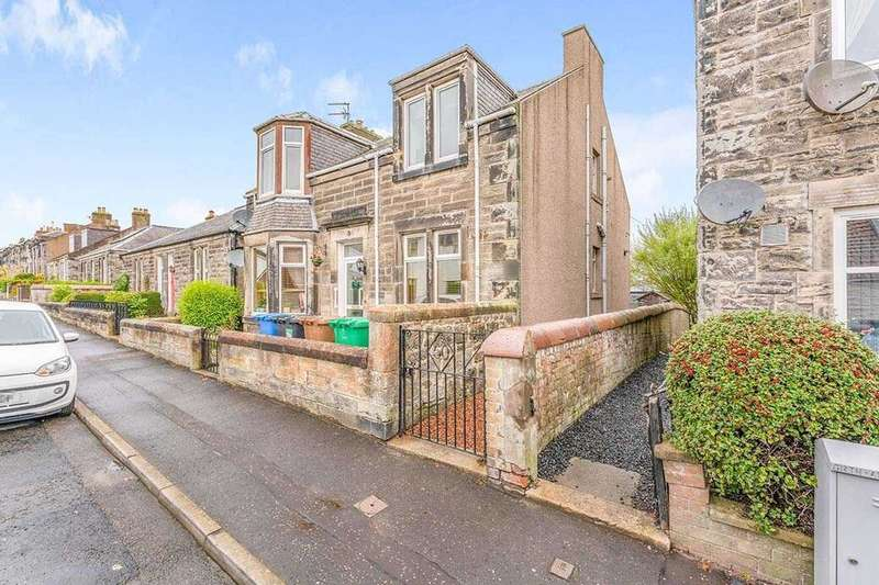 2 Bedrooms Flat for sale in Thistle Street, Dunfermline, KY12