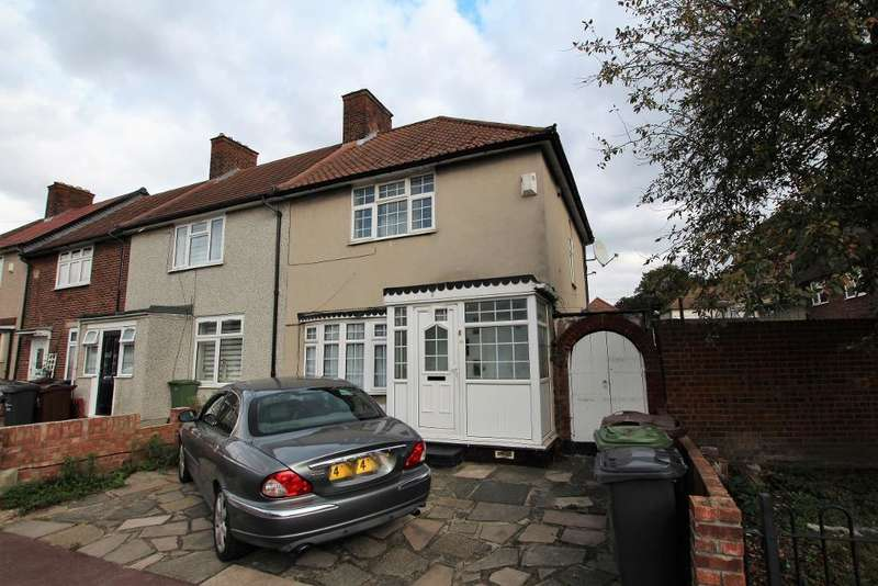 3 Bedrooms End Of Terrace House for sale in Talbot Road, Dagenham, Essex, RM9 6HJ