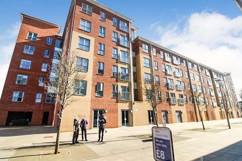 2 Bedrooms Flat for sale in Moulsford Mews, Reading, RG30