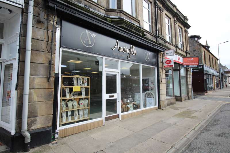 Serviced Office Commercial for sale in High Street, Buckie, AB56