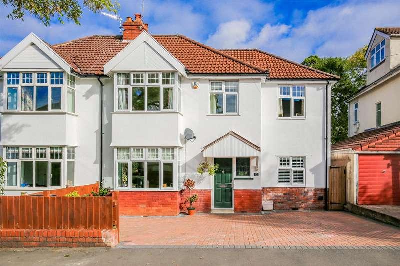 4 Bedrooms Property for sale in Glenwood Road, Bristol BS10