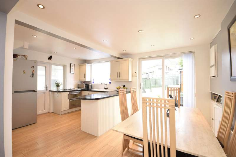 3 Bedrooms Semi Detached House for sale in The Ride, Bristol, BS15