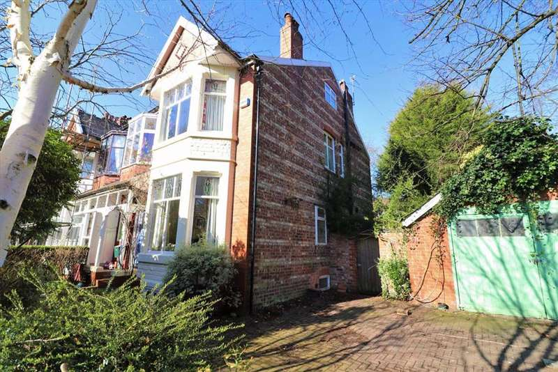 6 Bedrooms Semi Detached House for sale in Green Walk, Whalley Range, Manchester, M16