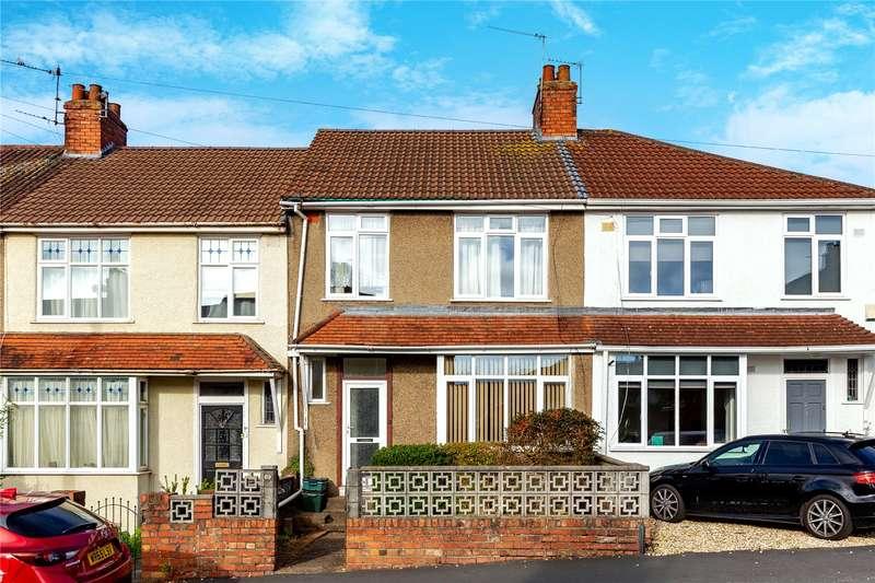 3 Bedrooms Property for sale in Sandling Avenue, Horfield, Bristol BS7