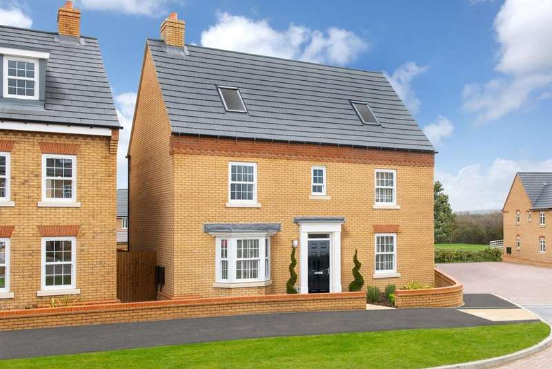 5 Bedrooms House for sale in Moorecroft, Willow Grove, Southern Cross, Wixams, Wixams, MK42 6AW