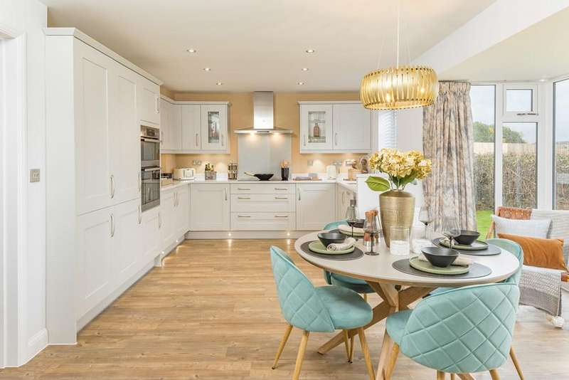 4 Bedrooms House for sale in HOLDEN, Merlin Gate, Manor Road, Newent, Gloucester, GL18 1TT
