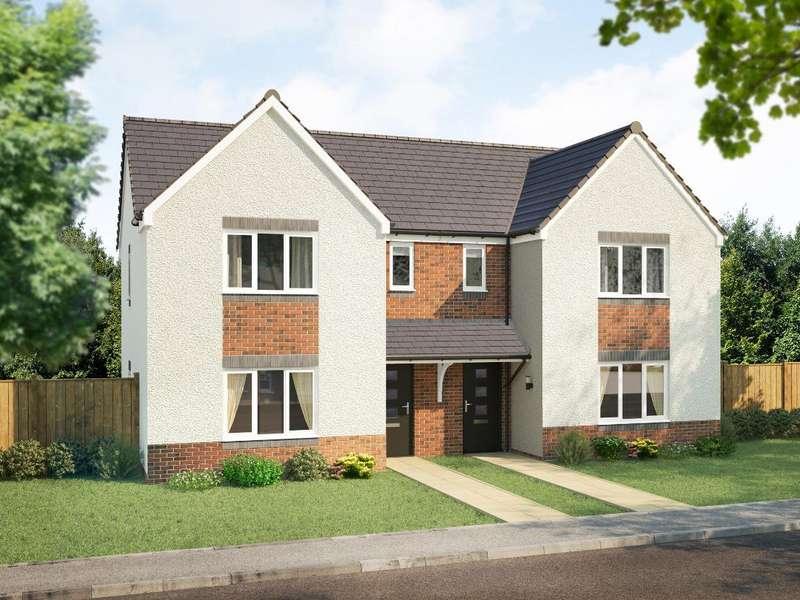 3 Bedrooms House for sale in The Elgin, Rosslyn Gait, Rosslyn Street, Kirkcaldy, KY1 3HX