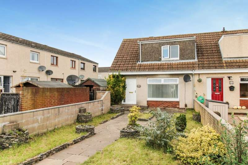 2 Bedrooms Terraced House for sale in Methilhaven Road, Buckhaven, Leven, KY8