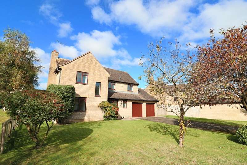 4 Bedrooms Detached House for sale in The Chesils, Greet, Nr Winchcombe