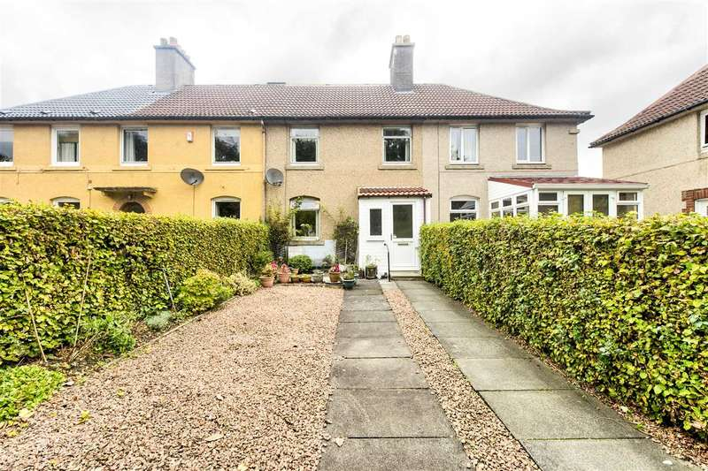 3 Bedrooms Terraced House for sale in Park Road, Rosyth