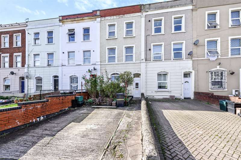 4 Bedrooms Terraced House for sale in Seymour Road, Easton, Bristol, BS5