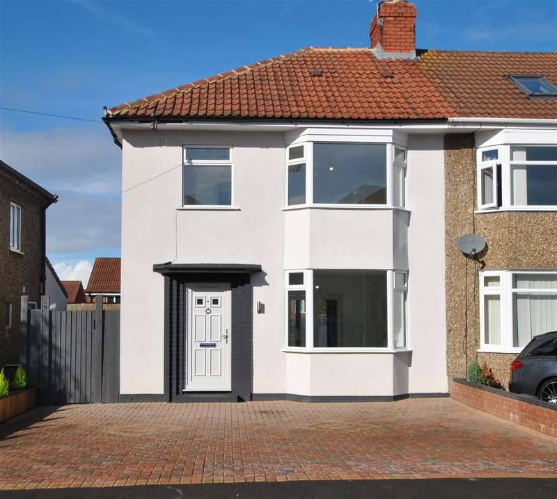 3 Bedrooms Semi Detached House for sale in Dennor Park, Hengrove