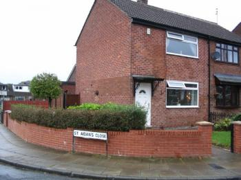 2 Bedrooms Semi Detached House for sale in St Aidans Close, Rochdale. Two bed modern semi detached with garage and driveway