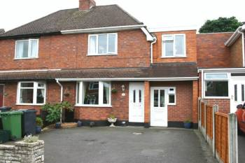 4 Bedrooms Semi Detached House for sale in BILBROOK, Homefield Road