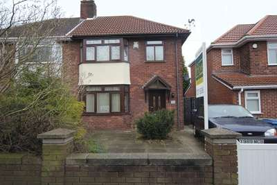 3 Bedrooms Semi Detached House for sale in Bentham Drive, Childwall, Liverpool, L16
