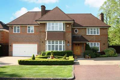 6 Bedrooms Detached House for sale in Valencia Road, Stanmore