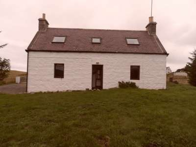 2 Bedrooms House for sale in Newlands, Bettyhill, Thurso