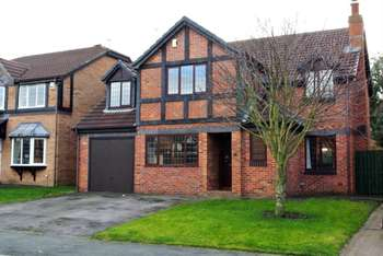 5 Bedrooms Detached House for sale in Heron Way, Blackpool, FY3 8FB